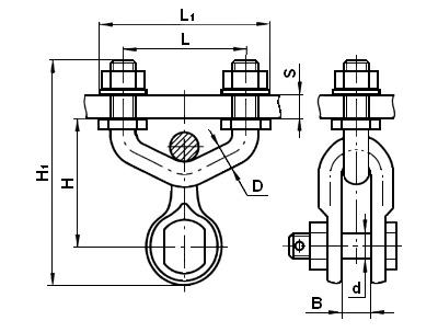 крепления фото узел кгп-7-1