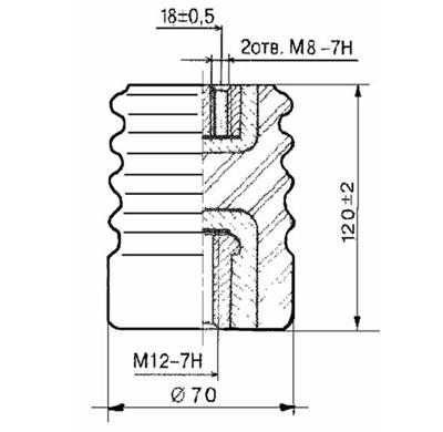 Металлоконструкции для опорных изоляторов 0 4кв