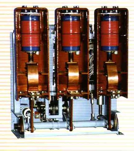выключатели типа ВБП-10.